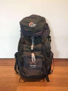 Lowe alpine 65L backpack #SpringCleanAndCarousell50