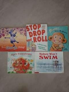Scholastic storybooks