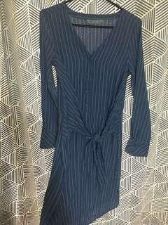 Marine stripe dress