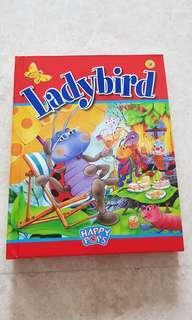Pop-up Ladybird Children's book