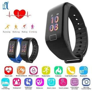F1 Plus Smart band Color Screen F601