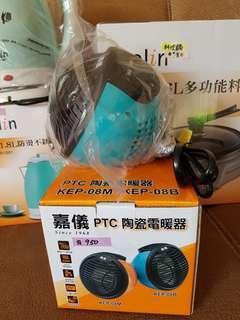 🚚 嘉儀PTC陶瓷電暖器