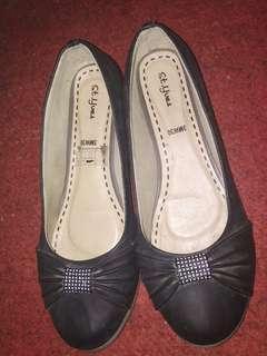 Black Shoes St.Yves Original