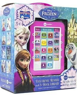 Disney Frozen electronic reader
