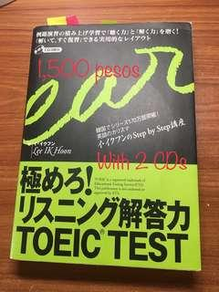 TOEIC Listening with 2 cds