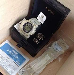 Frogman Gw-225 GW-225E  Limited Edition 25th Anniversary Japan Release Gshock Rare