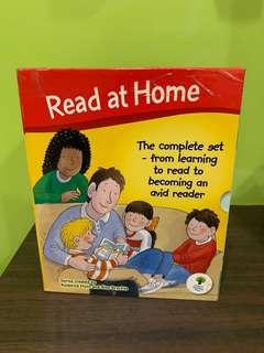 Oxford Reading Tree Books Set (Read At Home Series)