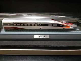 高鐵通車模型(港鐵MTR)