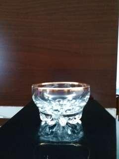水晶甜品杯
