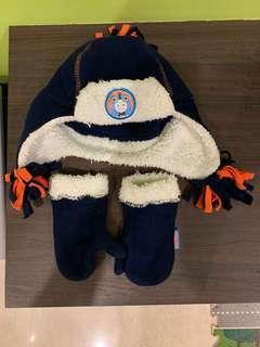 Thomas & Friends Winter Hat & Mittens Set