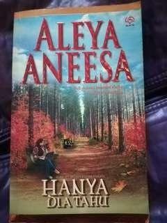 Malay novels bundle. By Author Aleeya Aneesa.