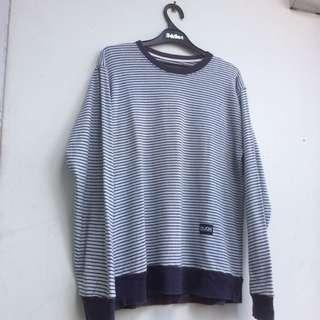 Duch Stripe Crewneck / Sweatshirt