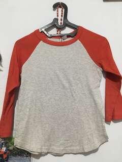 H&M Raglan Shirt