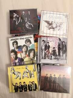 嵐ARASHI_CD