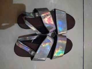 Holo sandals