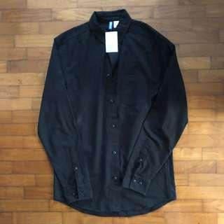 🚚 H&M black shirt