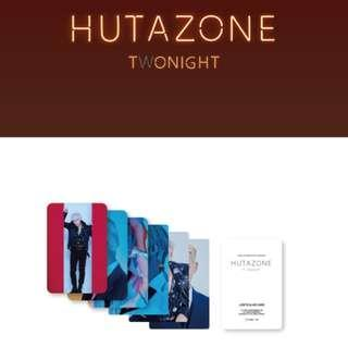BTOB LEE MINHYUK HUTAZONE TWONIGHT CONCERT MERCH: LENTICULAR PHOTO CARD