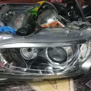 Headlamp Yaris 2018 ORI