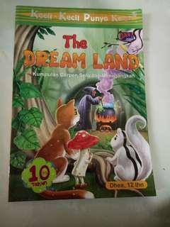 "KKPK ""The Dream Land"" preloved"