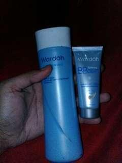 Face toner N bb cream