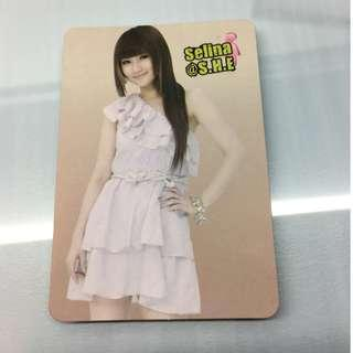 SHE Selina Yes Card
