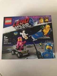 BNIB Lego movie Benny space squad