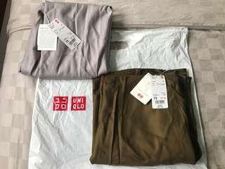 🚚 Tencel flare long skirt (Hana Tajima & Uniqlo)