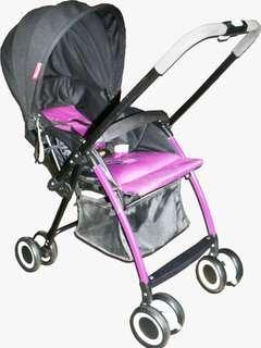 Stroller merk pouch new
