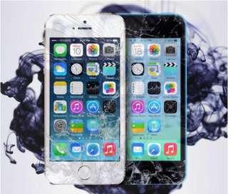 🚚 Cracked iPhone screen!? IPhone Repair 24/7