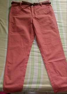 Celana Panjang Indigo Marks & Spencer