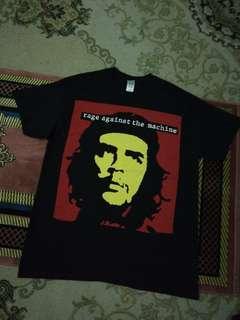 Rage Against The Machine Che Guevara t shirt.