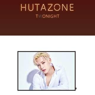 BTOB LEE MINHYUK HUTAZONE TWONIGHT CONCERT MERCH: BLANKET