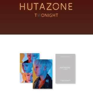 BTOB LEE MINHYUK HUTAZONE TWONIGHT CONCERT MERCH: POSTCARD SET