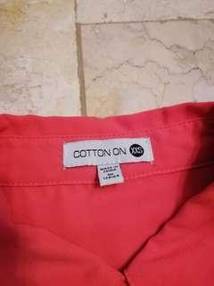 COTTON ON TOP