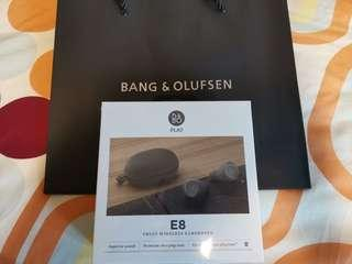 Bang and Olufsen E8 B&O E8