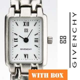 GIVENCHY VINTAGE LADIES' WATCH (WITH BOX)