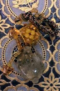 黃水晶 龍龜