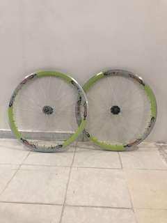 🚚 Bicycle Wheels Alloy 30