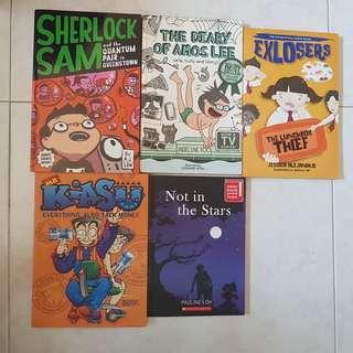 🚚 Assorted Children Books