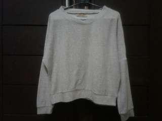 Atasan/crop/hoodie