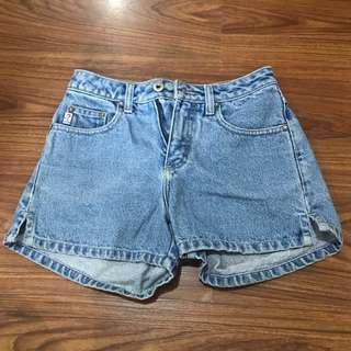Guess Highwaist Denim Shorts