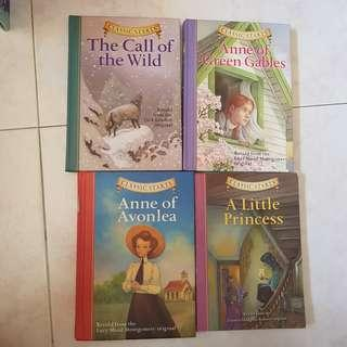 🚚 Classic books for girls