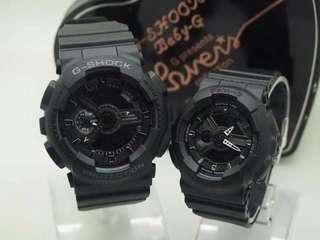 G Shock & Bby g Couple