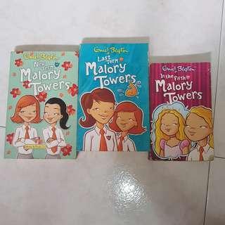 🚚 Malory Tower Books