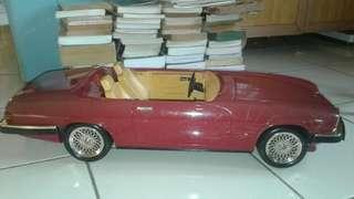 Barbie jaguar xjs v12