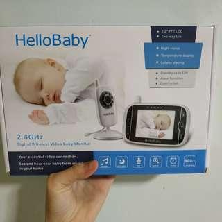Hello Baby Wireless Baby Video Monitor HB32