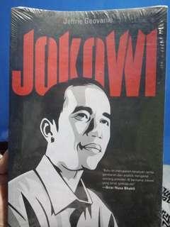 Biografi Jokowi byJeffrie Geovanie