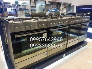 electrolux gas electric and induction range
