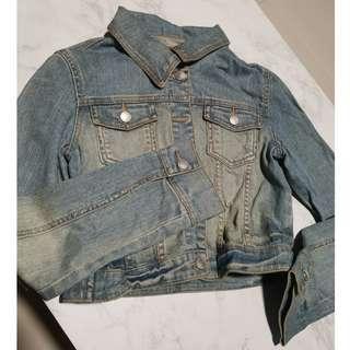 BN Acid Washed Denim Jacket
