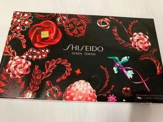 Shiseido Ribbonesia Limited Edition Modernmatte Powder Lipstick Expressive Deluxe Mini Set Shiseido Ribbonesia限定別注版啞緻迷你唇膏組合